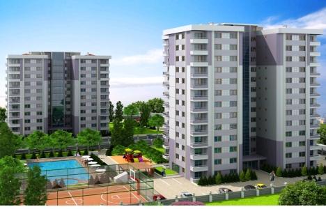 Samsun Özkar Yaşam Sitesi' nde daireler 190 bin TL' den başlıyor!