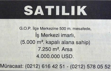 1998 yılında Gaziosmanpaşa'da
