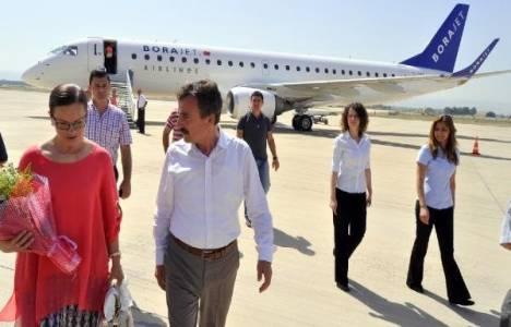 Yenişehir'den KKTC'ye direkt uçuşlar başladı!