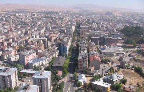 Sivas'taki imar planı