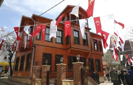 Beykoz Mehmet Akif Ersoy Müzesi açıldı!