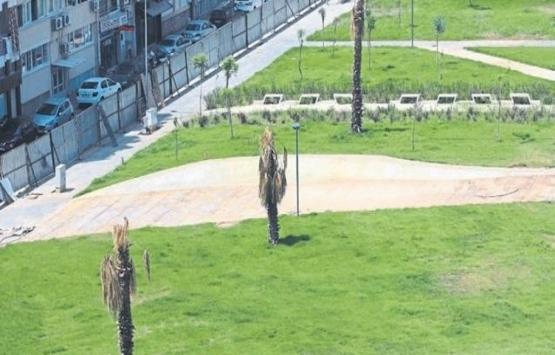 Antalya Millet Bahçesi'nin