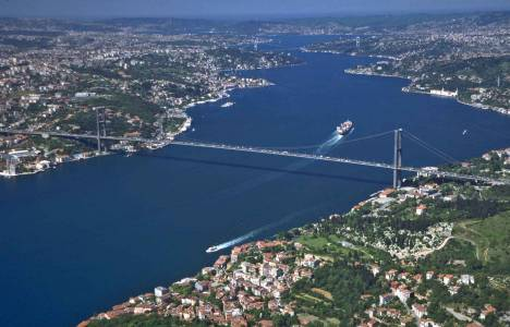 İstanbul Boğazı'ndaki yapılaşma