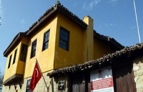 Atatürk'ün Çanakkale'deki evi