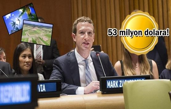 Mark Zuckerberg, Hawaii'den 2.4 milyon metrekarelik arazi satın aldı!
