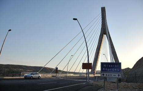 Nissibi köprüsü Şanlıurfa-Adıyaman