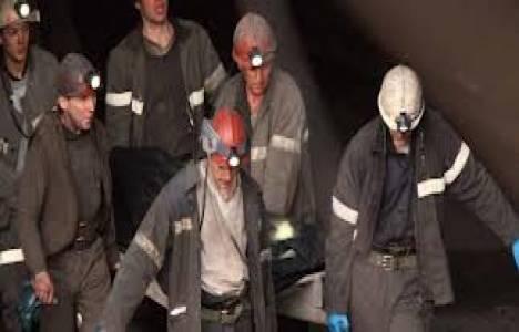 Kahramanmaraş'ta kömür madeninde meydana gelen kazada 1 kişi hayatını kaybetti!
