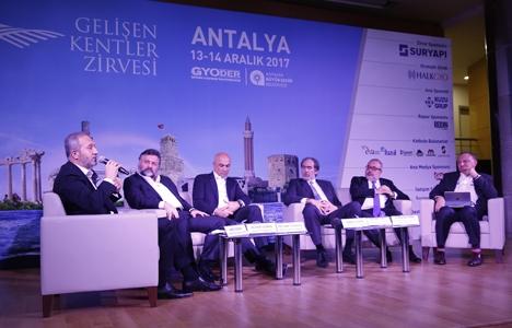 Antalya'da 11 mega