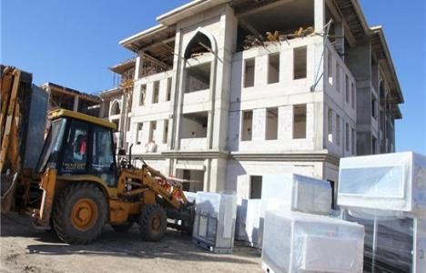 Yozgat Diyanet Eğitim Merkezi 2017'de tamamlanacak!