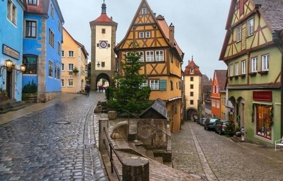 Almanya'da inşaat üretimi yüzde 4.3 azaldı!