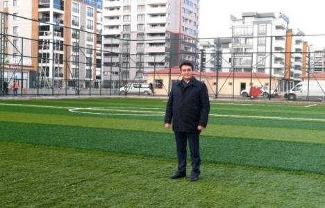 Osmangazi Güneştepe Spor Tesisleri'nde sona gelindi!