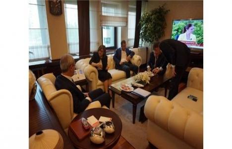 Feridun Bilgin Gaziantep'in ulaşım projeleri hakkında bilgi verdi!