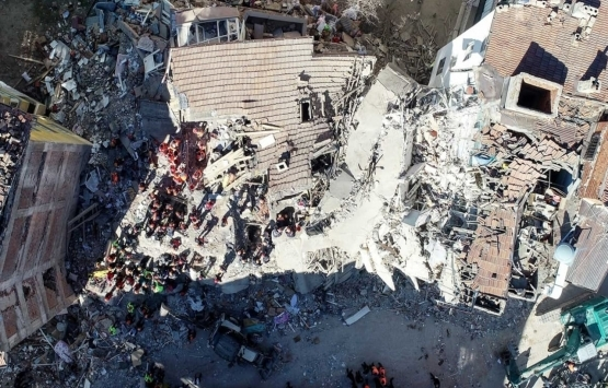 Elazığ'da hasar tespit çalışmalarında sona gelindi!