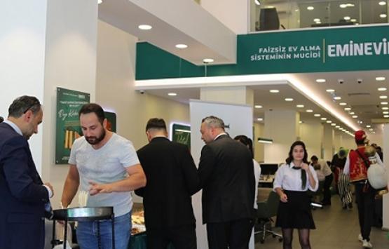 Eminevim Bursa'da 5'inci şubesini açtı!