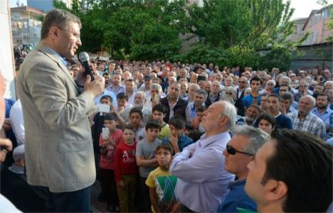 Üsküdar'da dönüşüm Mehmet Akif Ersoy Mahallesi'nden başlayacak!