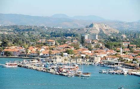 İzmir Seferihisar'da 4