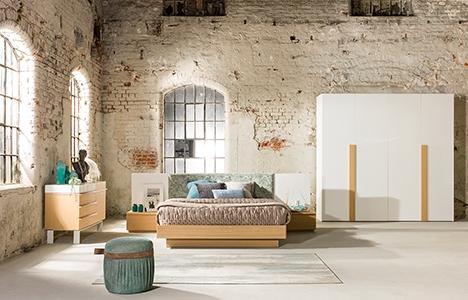 Loda Mobilya Genga Yatak Odası ile güzel bir güne başlayın!