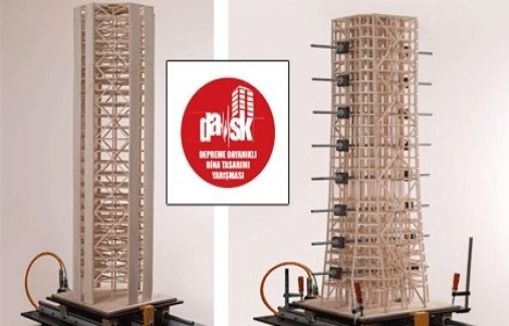 Depreme Dayanıklı Bina Tasarımı Yarışması'na 66 başvuru geldi!