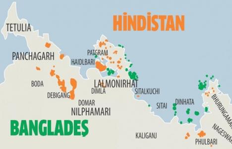 Hindistan ve Bangladeş