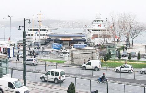 Kabataş İskelesi ve Taksim füniküleri 3 yıl kullanılmayacak!