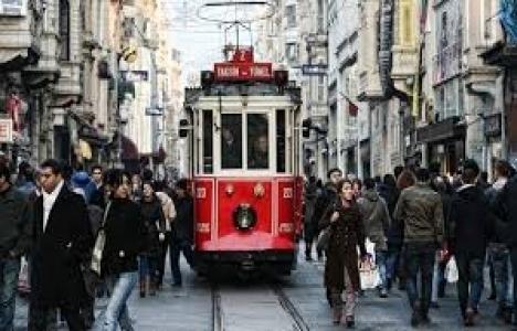 İstiklal Caddesi'nde kira metrekare fiyatı 240 euroya çıktı!