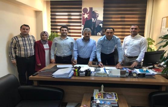 Antakya Aksaray dönüşüm projesinde imzalar atılıyor!