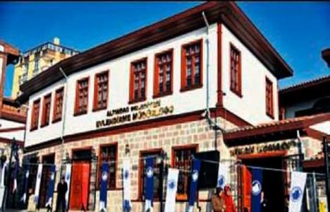 Ankara Altındağ'da 2. Kına Konağı ve Nikâh Konağı açıldı!