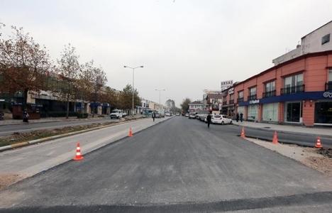 Sakarya Caddesi yenileme