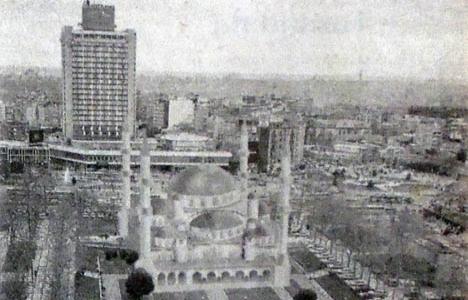 1998 yılında Taksim Cami Projesi, Anıtlar Kurulu'ndan onay bekliyormuş!