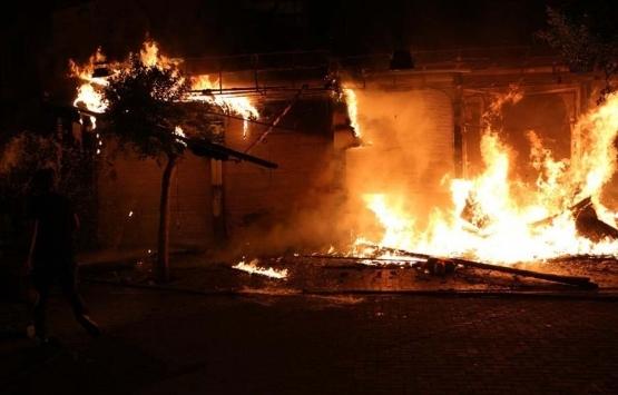 Yangında evlerini kaybedenlere kira ve taşınma yardımı yapılacak!