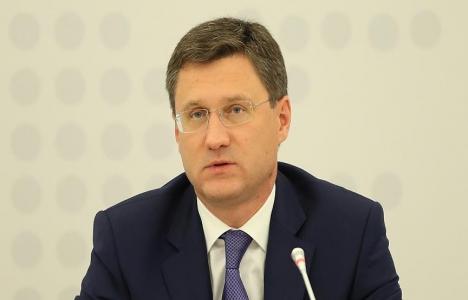 Aleksandr Novak: Türk