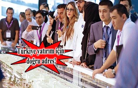 Türk gayrimenkul sektörü yurtdışı turuna çıkacak!