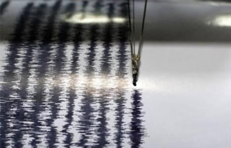 Van Gölü'nde 4,1 büyüklüğünde deprem meydana geldi!