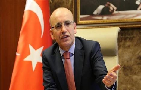 Mehmet Şimşek: Irak'ı