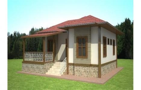 Sakarya Erenler'de ev yapana proje belediyeden hediye!