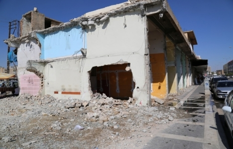 Şanlıurfa'da kentsel dönüşüm