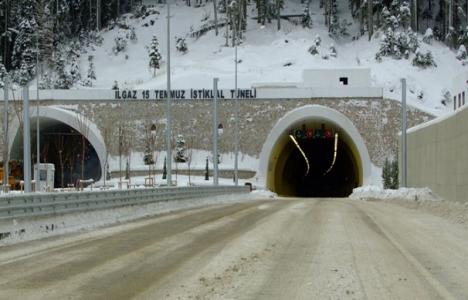 Ilgaz 15 Temmuz İstiklal Tüneli bugün açılacak!