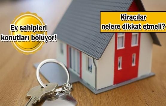 İstanbul'da kiralık ev sorunu büyüyor!