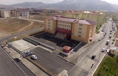 Erzurum Büyükşehir'den 214 bin ton asfalt!