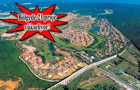 Kemerburgaz-Göktürk'te proje yarışı