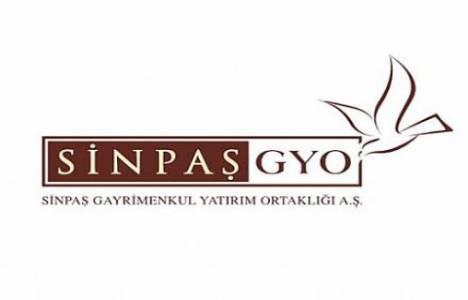 Sinpaş GYO Sancaktepe arsasının güncellenen değerleme raporu yayınlandı!