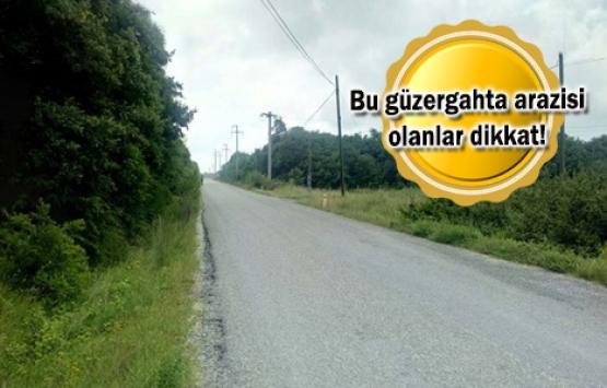 Çerkezköy–Subaşı Yolu için çalışmalar başlıyor!