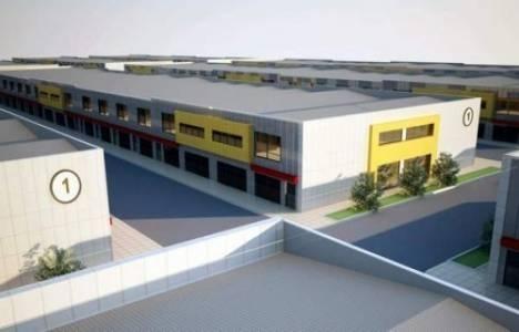 Bursa BESOB Sanayi Sitesi'nde inşaat çalışmaları başladı!