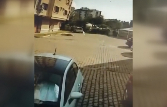 Yağcıoğlu Apartmanı'nın güvenlik kamerası görüntüleri ortaya çıktı!