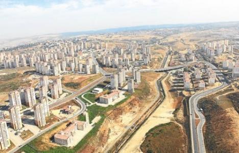 TOKİ Kayaşehir'de 1.500