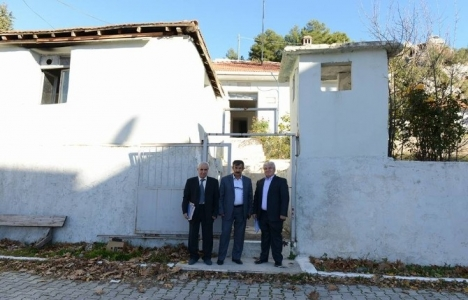 Hazine'den Kumluca Belediyesi'ne