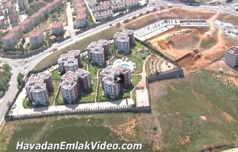 Atlantis Hobi Evleri nerede? Havadan görüntüleri!