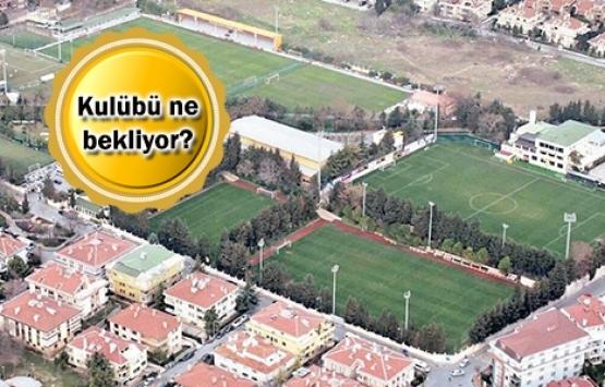 Galatasaray'da Florya arazisi bilmecesi!