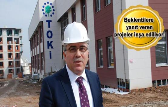 TOKİ'den dönüşüm projelerine 17 milyarlık yatırım!