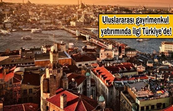 Türkiye gayrimenkul pazarında yükseliyor!